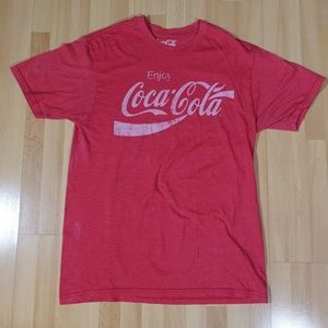 Coca Cola Shirt Medium